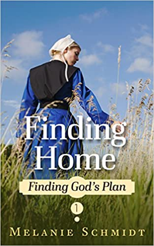 Finding Home: An Amish Christian Romance from Lancaster County (Finding God's Plan Book 1)