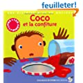 Coco et la Confiture (1 livre + 1 CD audio)