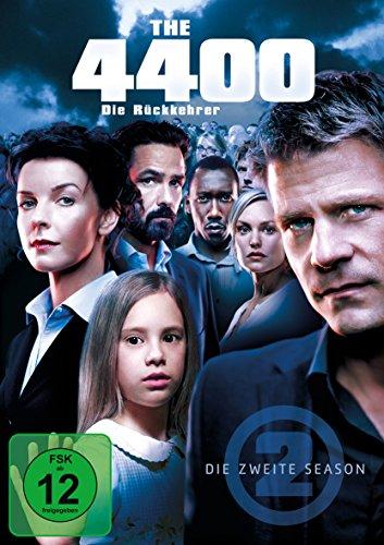 The 4400: Die Rückkehrer - Die zweite Season [4 DVDs]