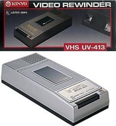Kinyo VHS rewinder