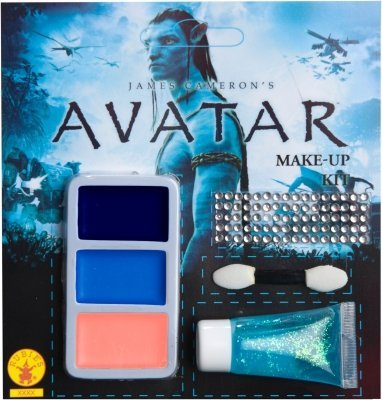 Na'vi Makeup Kit Costume Accessory