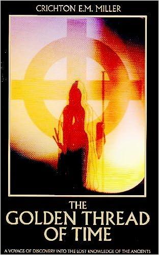 Crichton E.M. Miller | Celtic Cross Expert Weaves Golden Thread of Time