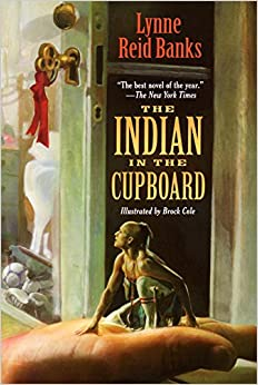 The indian in the cupboard book reading level