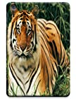 Tiger Case Cover Hard Back Cases Beautiful Nice Cute Animal hot selling cell phone cases for Apple Accessories iPad Mini # 3