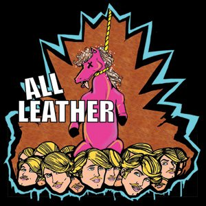 All Leather: Hung Like a Horse