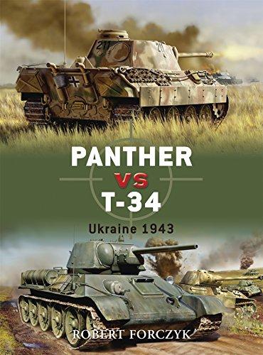 Panther vs T-34: Ukraine 1943 (Duel) PDF