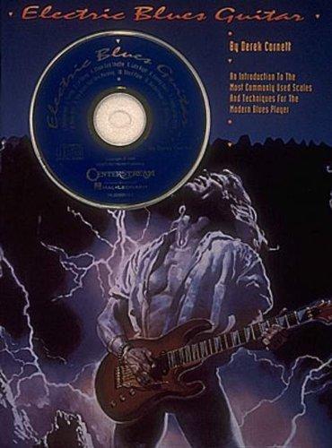 Electric Blues Guitar Cd Pkg