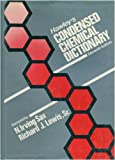 img - for Hawley's condensed chemical dictionary book / textbook / text book