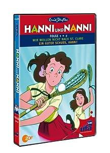 Hanni und Nanni, Folge 01+02: Wir wollen nicht nach St. Clare/Ein guter Schuss, Hanni! [Alemania] [DVD]