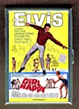 Elvis Presley Girl Happy ID Holder, Cigarette Case or Wallet with Theft Protection Amazon.com