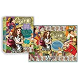 Alice in Wonderland Puzzle: 500-piece puzzle