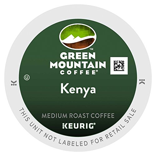 Green Mountain Coffee Kenya (formerly known as Kenyan AA), K-Cup Portion Pack for Keurig Brewers 24-Count (Packaging May Vary) (Kenya Aa Keurig compare prices)