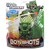 Brawl Transformers Bot Shots Stunts N Speed Series 2 Battle Game Vehicle
