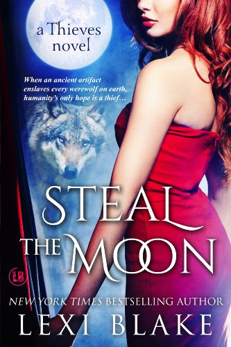 Lexi Blake - Steal the Moon, Thieves, Book 3