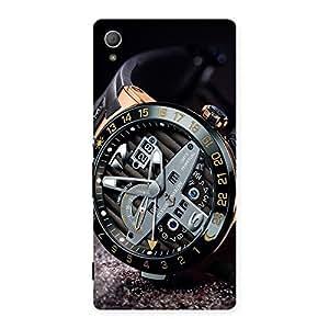 Ajay Enterprises Primiem Watch Back Case Cover for Xperia Z3 Plus
