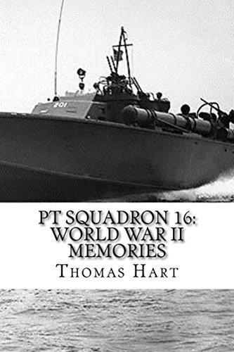 PT Squadron 16: World War II Memories