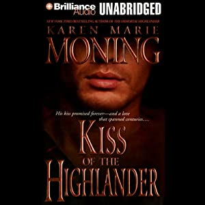 Kiss of the Highlander Audiobook