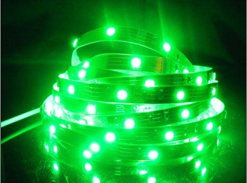 Green Led Strip Light Non-Waterproof Led Flexible Light Strip 12V With 60 Leds/M Smd 3528 Led 20M