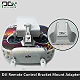 gouduoduo2018 DJI Phantom 3 Remote Control Holder Monitor Display Bracket Connector Helper Mount Adapter Silver