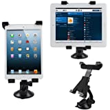 IMAGE® Car Vehicle Windshield Suction Cup Holder and Desk Top mount For iPad 2 3 4/iPad Mini/Samsung Galaxy Tab/Google Nexus 7 10 & Other Tablet PC