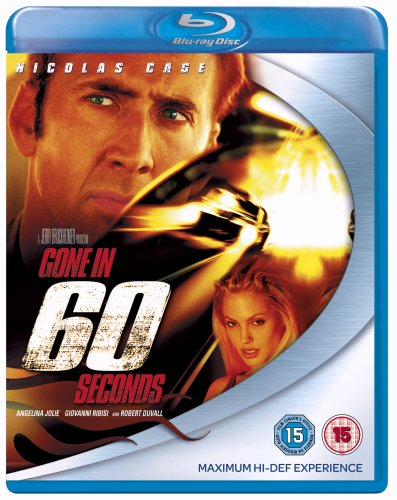 Угнать за 60 секунд / Gone in Sixty Seconds (2000) BDRip 720p