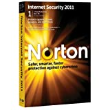 Norton Internet Security 2011, 1 Computer, 1 Year Subscription (PC)by Norton from Symantec