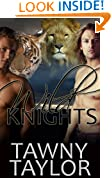 Wild Knights (A Sexy Alpha Shifter Romance) (Claimed by the Beast Book 1)