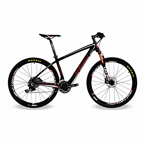 BEIOU-Carbon-Fiber-650B-Mountain-Bike-275-Inch-107kg-T800-Ultralight-Frame-30-Speed-SHIMANO-M610-DEORE-MTB-Matte-3K-CB20