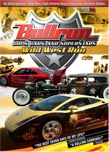 Bullrun Presents: Wild West Run - Cops Cars & Supe [DVD] [Import]