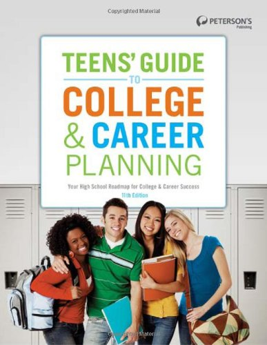 Teens' Guide To College & Career Planning back-13749