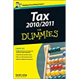 Tax 2010/2011 For Dummiesby Sarah Laing