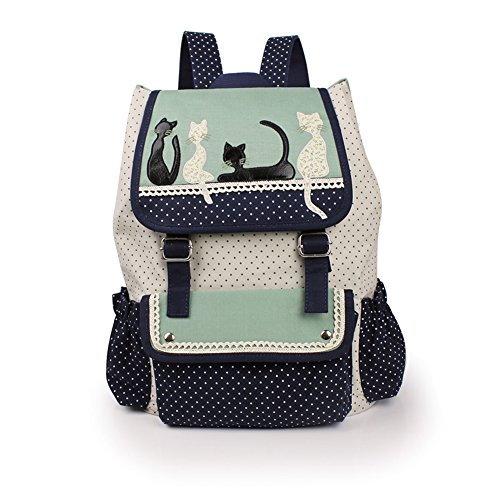 Asherbaby Cool School Backpacks for…