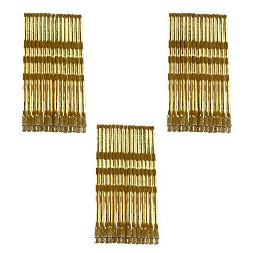 (フレンズ)アメリカピン(ゴールド シルバー) 15本セット3個セット ゴールド