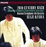 20th CENTURY BACH/TOCCATA&FUGUE IN D MINOR [