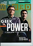 Wired May 2010 Geek Power/ Awesome Antarctic Ice Stations
