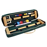 Croquet Set - Sussex- Adult Intermediate Set - Jaques