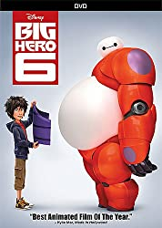 Big Hero 6 DVD