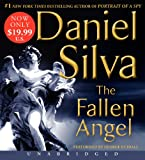 Daniel Silva The Fallen Angel Low Price CD (Gabriel Allon)