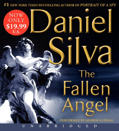The Fallen Angel Low Price CD (Gabriel Allon) Image