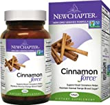 New Chapter Cinnamonforce, 120 Capsules
