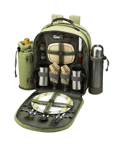 Picnic at Ascot Hamptons Coffee & Picnic Backpack for Two