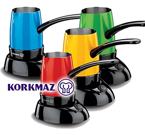 Korkmaz A365 Smart Greek Turkish Coffee Maker Electric Coffee Pot Briki Ibrik Kettle - Coffee Pigs