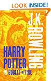 Harry Potter and the Goblet of Fire (Harry Potter 4 Adult Cover)