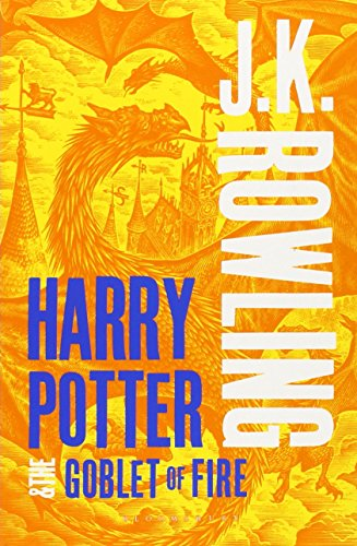 Harry Potter Book Prices ~ Harry potter and the goblet of fire childrens paperback by
