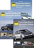 ADAC: Typenhandbuch Deutsche Autos (3 Bände): 1945 bis heute