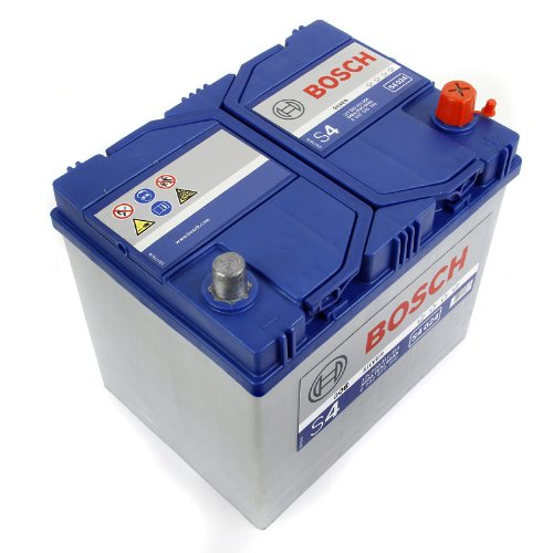 Bosch S4 Car Battery Type 005 / 056 With 4 Year Manufacturers Warranty