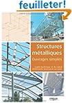 Structures m�talliques, ouvrages simp...