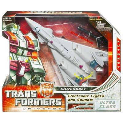 Transformers Universe Ultra Silverbolt