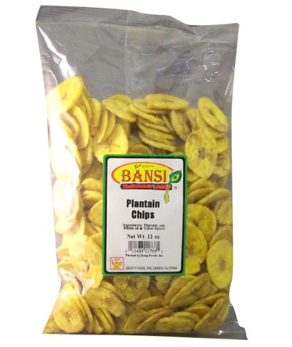 Plantain Chips 12oz. - Deep