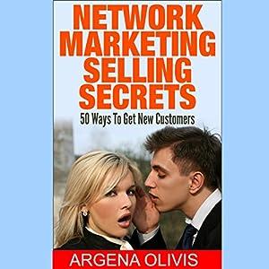 Network Marketing Selling Secrets Audiobook